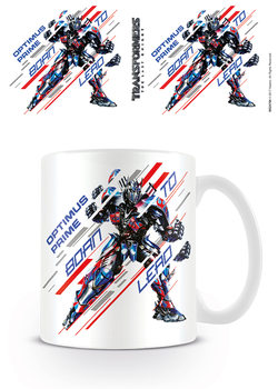 Transformers: The Last Knight - Born To Lead Mug