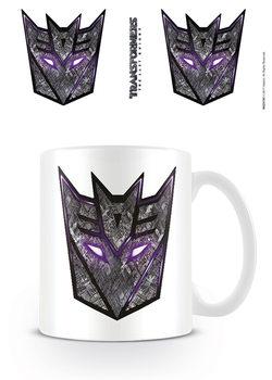 Transformers: The Last Knight - Decepticon Logo Mug
