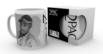 Tupac - Smoke Mug
