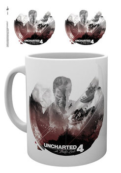 Uncharted 4 - Boats Mug