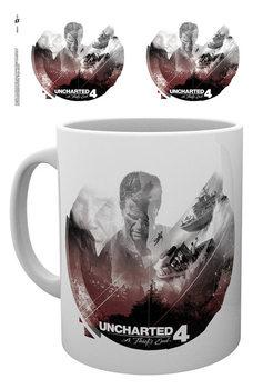 Uncharted 4 - Boats Mug