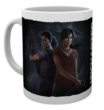 Uncharted: The Lost Legacy - Cover Mug