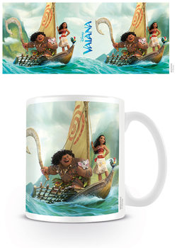 Vaiana - Boat Mug