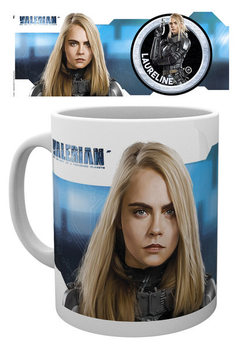 Valerian - Laureline Mug