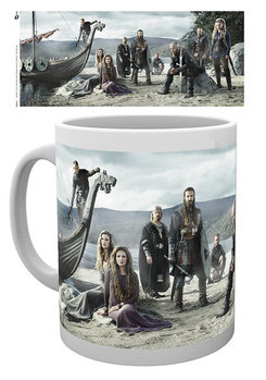 Vikings - Beach Mug