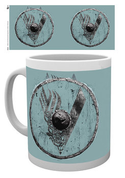 Vikings - Blue V Mug