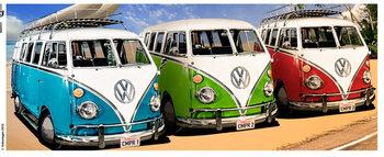 VW Camper - Campers Beach Mug