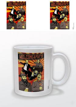 Welcome To The Party Mug