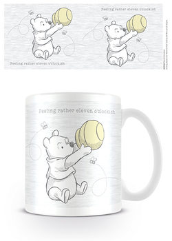 Winnie the Pooh - Eleven o'clockish Mug