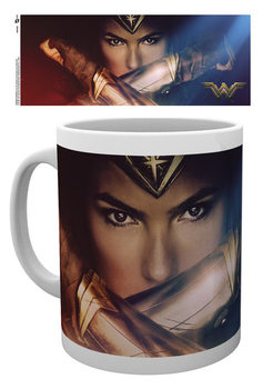Wonder Woman - Cross Mug