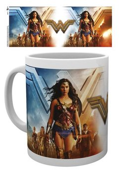 Wonder Woman - Group Mug