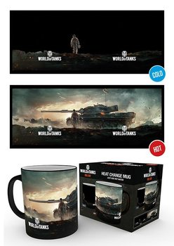 World of Tanks - Tank Mug