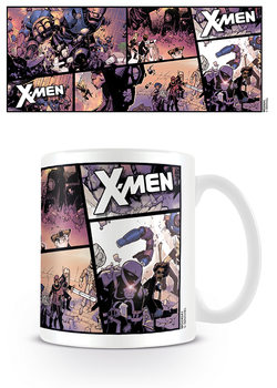 X-Men - Comic Strip Battle Mug