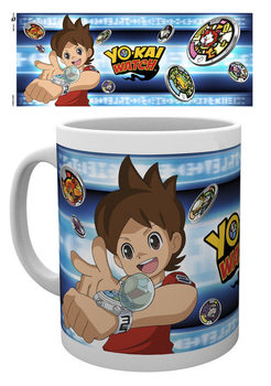 Yo-Kai Watch - Nathan Mug