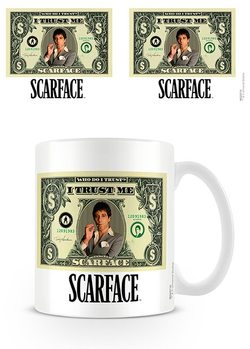 Zjizvená tvář - Dollar Bill Mug