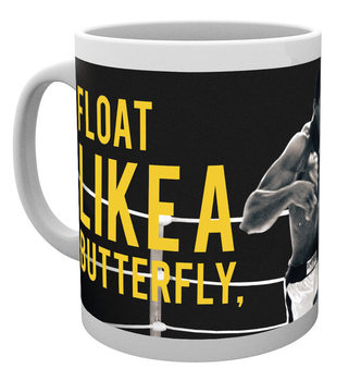 Mug Muhammad Ali - Sting like a bk