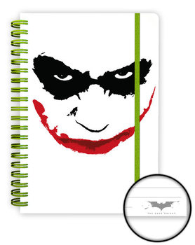 Batman: Yön ritari - Joker Muistiinpanovälineet