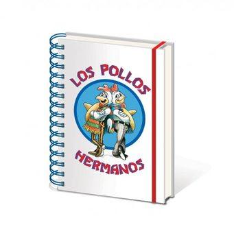 Breaking Bad - Los Pollos Hermanos A5 Muistiinpanovälineet