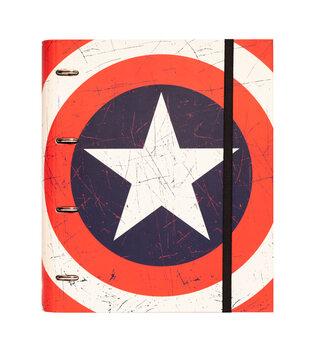 Kirjoitusvälineet Captain America - Shield