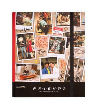 Kirjoitusvälineet Friends