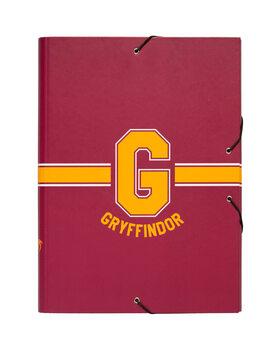 Kirjoitusvälineet Harry Potter - Gryffindor A4