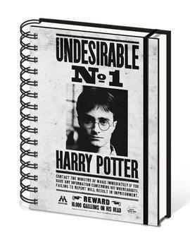 Harry Potter - Undesirable No1 Muistiinpanovälineet