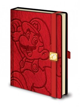 Mario - A5 Premium notebook Muistiinpanovälineet