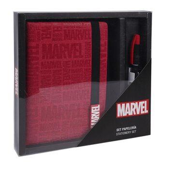 Kirjoitusvälineet Marvel