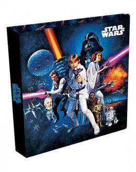 Star Wars - A New Hope Ringbinder Muistiinpanovälineet