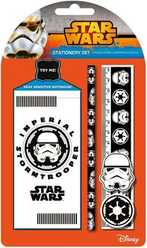 Star Wars - Stormtrooper Stationary Set Muistiinpanovälineet