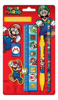 Super Mario Muistiinpanovälineet