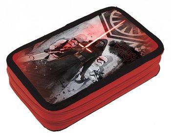 Tähtien sota: Episodi VII – The Force Awakens - Kylo Ren Filled Pencil Case Muistiinpanovälineet