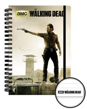 The Walking Dead - Prison A5 Notebook Muistiinpanovälineet