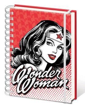 Wonder Woman Muistiinpanovälineet