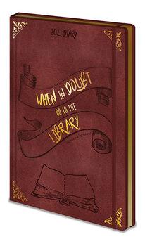 Muistikirjat Diary 2021 - Harry Potter - When In Doubt (EN)