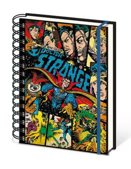 Muistikirjat Doctor Strange
