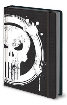 Muistikirjat Marvel - Punisher