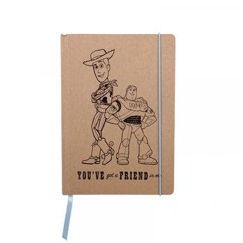 Muistikirjat Toy Story - Woody and Buzz A5