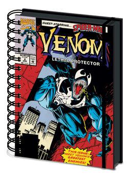 Muistikirjat Venom - Lethal Protection