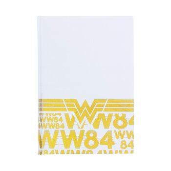 Muistikirjat Wonder Woman 1984 - Logo