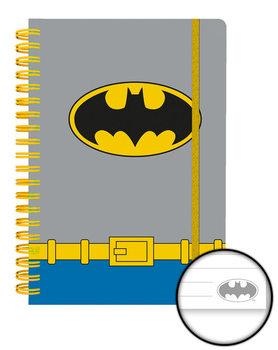 DC Comics - Batman Costume Muistikirjat