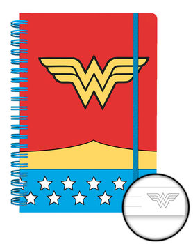DC Comics - Wonder Woman Costume Muistikirjat