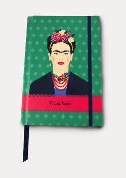 Frida Kahlo - Green Vogue Muistikirjat
