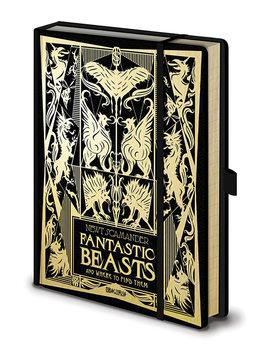 Ihmeotukset: Grindelwaldin rikokset - Fantastic Beasts Muistikirjat
