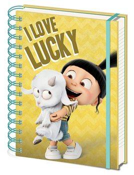 Itse ilkimys 3 - I Love Lucky Muistikirjat