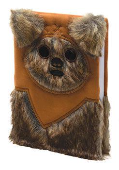 Star Wars - Ewok Furry Muistikirjat