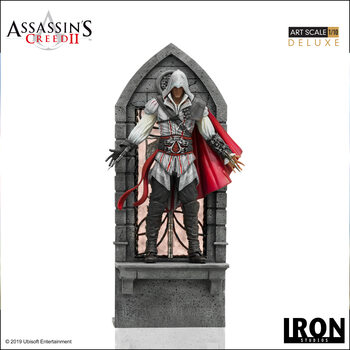 Hahmot Assassin's Creed - Ezio Auditore (Deluxe)