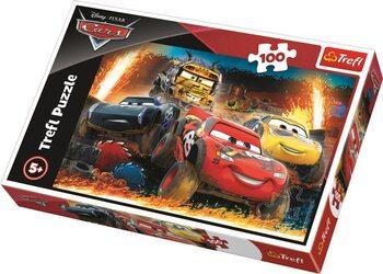 Puzzle Autot 3: Extreme Race