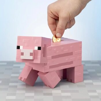 Monedero Minecraft - Pig