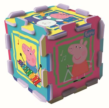 Puzzle Pipsa Possu (Peppa Pig)